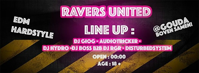 Ravers United (flyer)