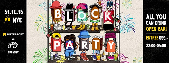 Block Party (flyer)