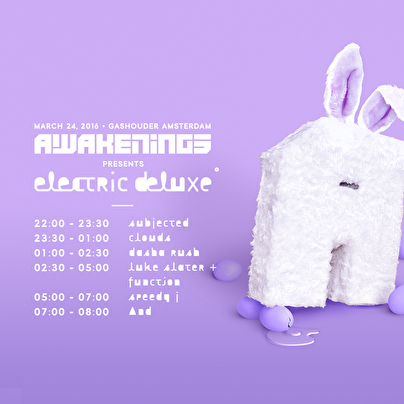 Awakenings (flyer)