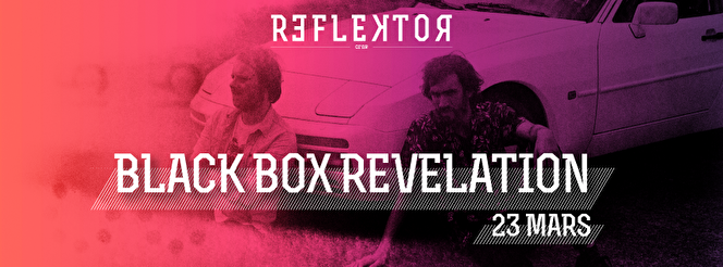 Black Box Revelation (flyer)