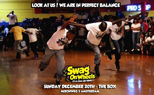 Swag On Wheels (flyer)