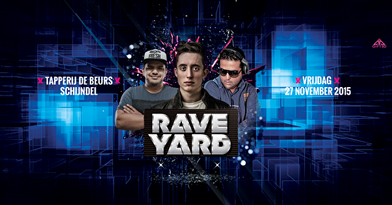 Rave Yard (flyer)