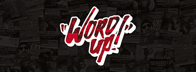 Word Up! (flyer)
