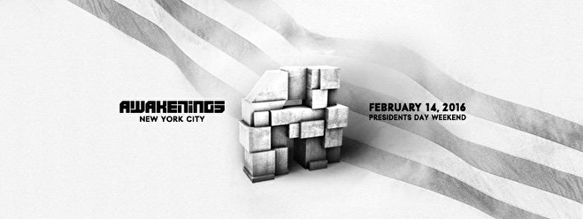 Awakenings New York City (flyer)