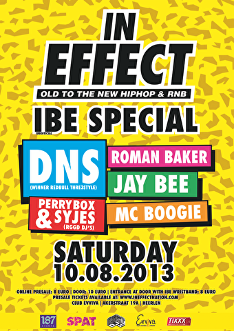 In Effect (flyer)