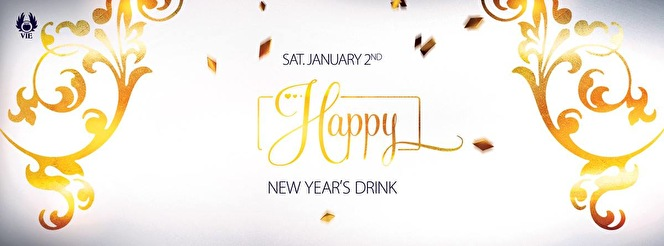 Happy New Years Drink (flyer)