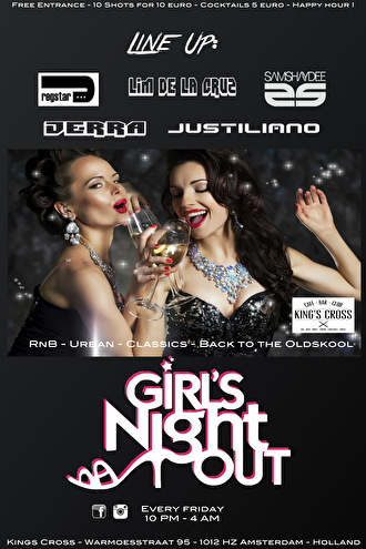 Girls Night Out! (flyer)