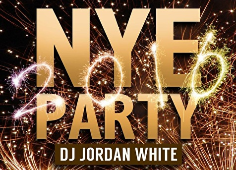NYE party (flyer)