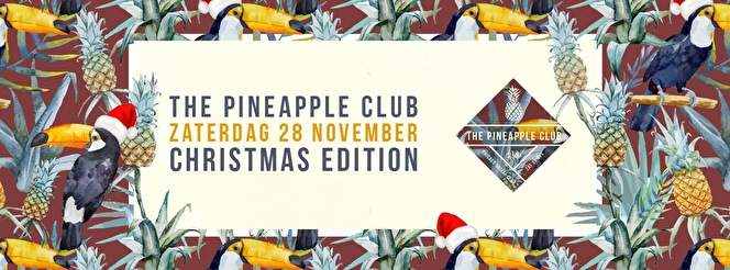 The Pineapple Club (flyer)