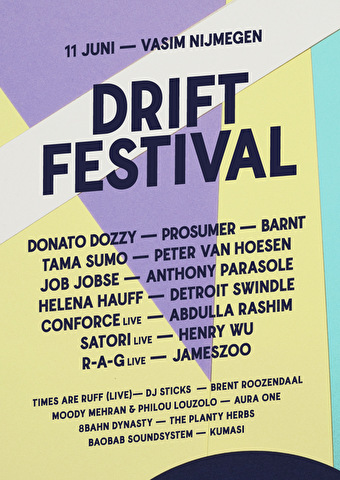 Drift Festival (flyer)