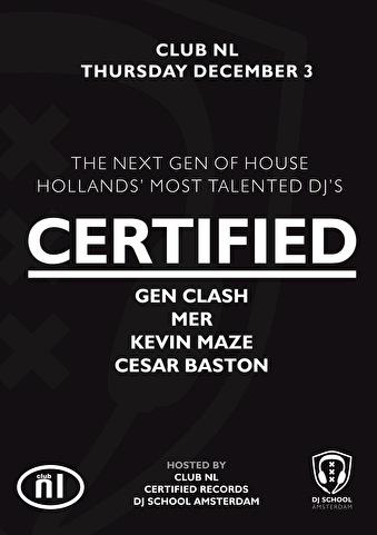 Certified (flyer)