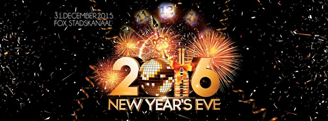 New Year's Eve 2016 (flyer)