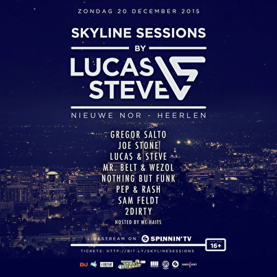 Skyline Sessions (flyer)