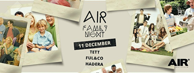 AIR Family Night (flyer)