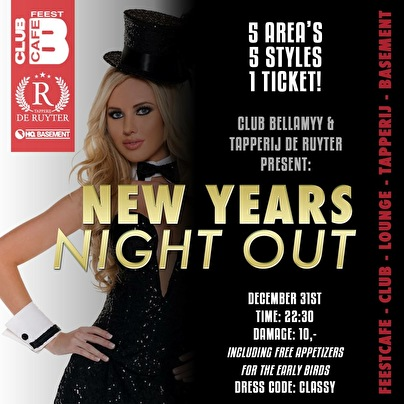 New Years Night Out (flyer)