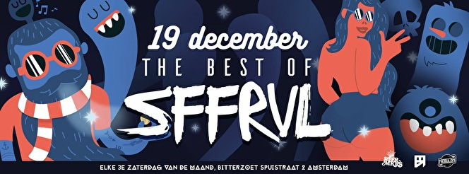 SFFRVL the best of (flyer)