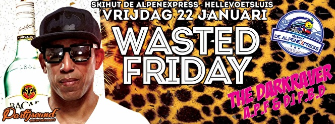 Wasted Friday (flyer)