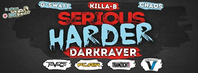 Serious Harder (flyer)