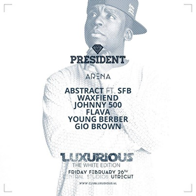 Luxurious (flyer)