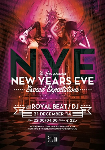 New Years Eve (flyer)