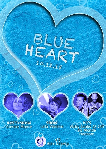 Blue Heart (flyer)