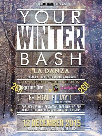Your Winter Bash (flyer)