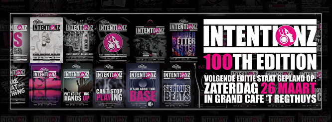 Intentionz (flyer)