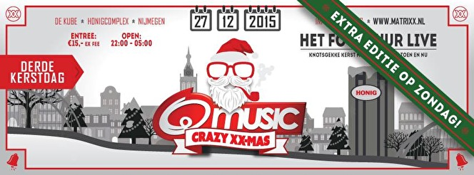 Crazy XX-Mas (flyer)