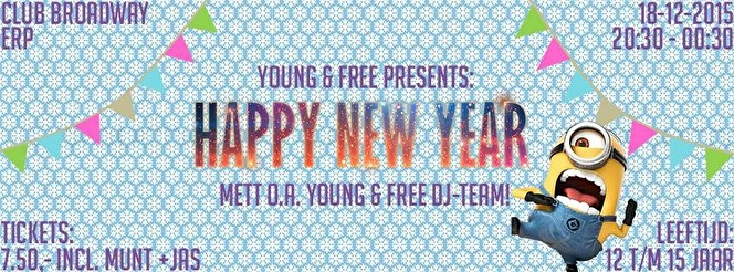 Happy New Year (flyer)