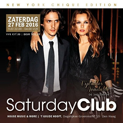 SaturdayClub (flyer)