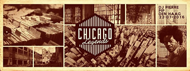 Chicago Legends (flyer)