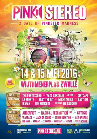Pinkstereo (flyer)