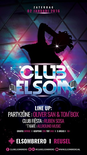 Club Elsom (flyer)