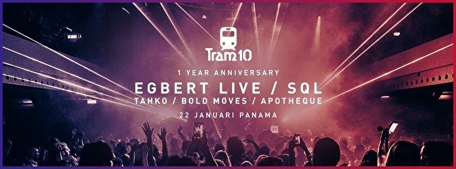 TRAM 10 (flyer)