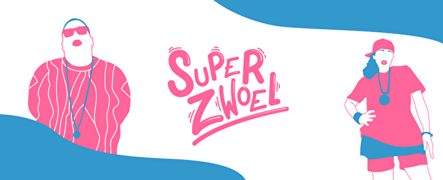 Super Zwoel #3 (flyer)