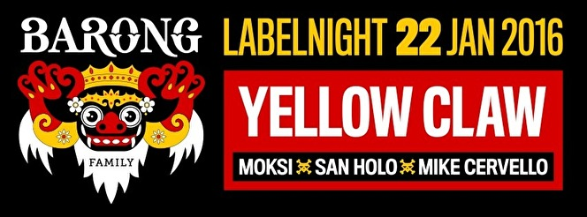 Yellow claw (flyer)