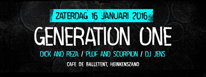 Generation One (flyer)