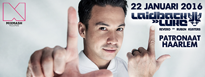 Laidback Luke (flyer)