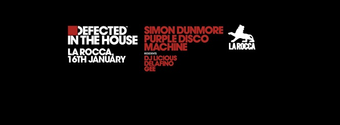 Defected in the House (flyer)