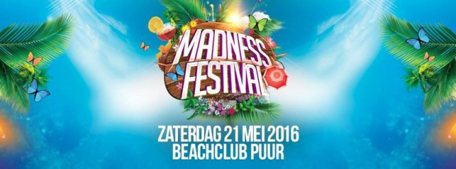 Madness Festival (flyer)
