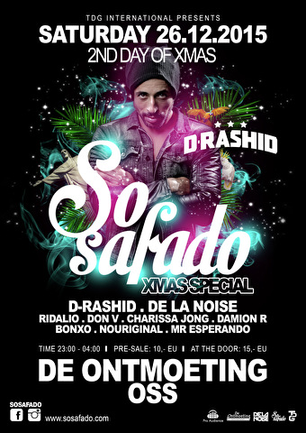 So Safado (flyer)