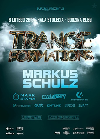 Tranceformations (flyer)