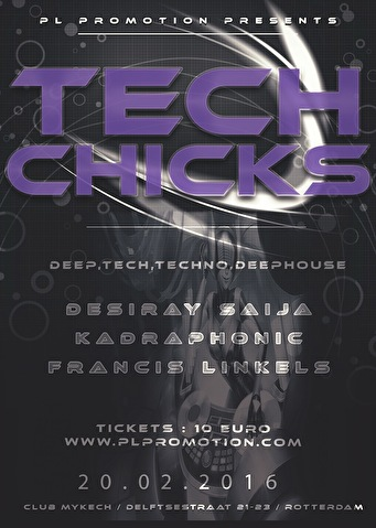 TechChicks (flyer)
