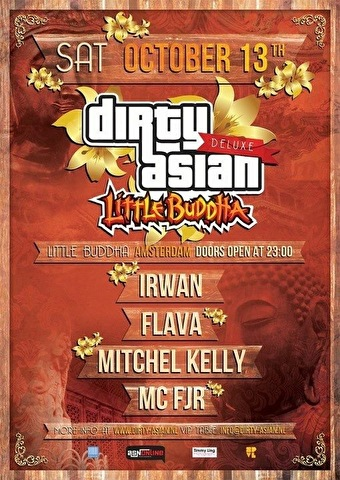Dirty Asian Deluxe (flyer)
