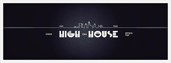 High on House (flyer)
