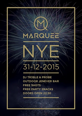 Marquee NYE 2016 (flyer)