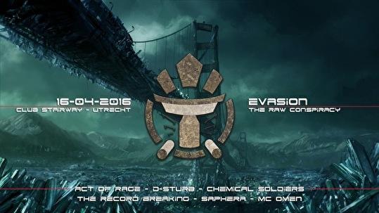Evasion (flyer)