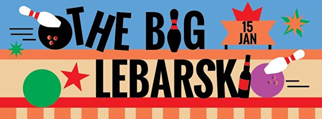 The Big Lebarski (flyer)
