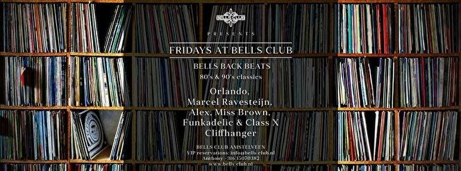 Bells Back Beats (flyer)