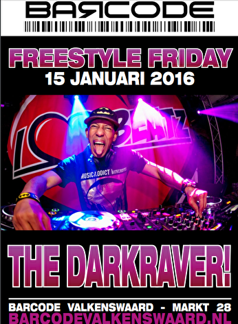 Freestyle Friday (flyer)